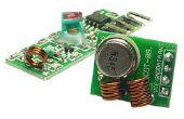 RF-315/433 MHz Transmitter-receiver Module en Arduino