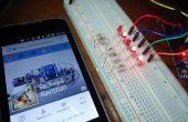 Controle van de Arduino met Facebook - de gemakkelijke manier