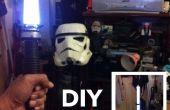 DIY Light Saber (uit gerecycleerde stuff)