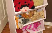 Gemakkelijk Kids speelgoed opslaglocaties