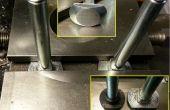 Snelle en gemakkelijke tee sleuf bouten voor een Myford ML10 draaibank