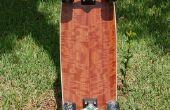 Samengestelde sandwich skateboard