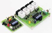 Draadloze Radio frequentie Module met behulp van PIC Microcontroller.