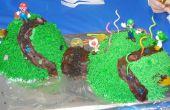 Super Mario Galaxy taart