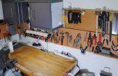 9 ongebruikelijke Tool opslagmethoden voor uw Workshop