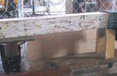 Hoe maak je een steambox voor het buigen van hout