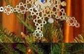 Hex Nut boom Topper en ornamenten