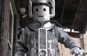 DOCTOR WHO CYBERMAN kostuum