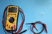 Testen van LEDs met een Multimeter