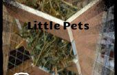 DIY Hay Rack voor kleine huisdieren