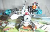 Hoe maak je een geweldig uitziende Lego Fighter Droid