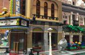 Hoe om het licht van uw LEGO World
