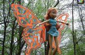 Afstandsbediening animatronic... fairy :)