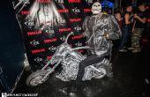 Ghost rider kostuum maken.