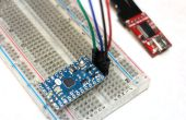 Arduino Mini 05 met FTDI Basic Program