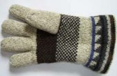 Van eenzaam handschoen Bunny Glover