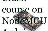 Snelle Start Nodemcu (ESP8266) op de Arduino IDE