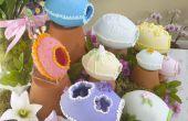 Panorama suiker eieren