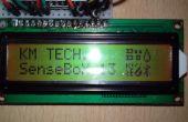 SenseBox 13-Arduino Sensor vak