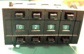 Hoe om te lezen binair getal/Hexuitdraai draaischijf schakelen met een AVR Microcontroller