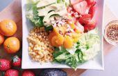 RECEPT   LENTE salade