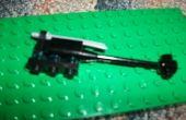 Een Lego zwaartekracht hamer