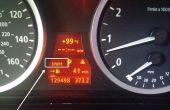 BMW 530i - The BMW toevoegen 'Sports Mode' knop Hack