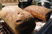 Donker bier brood