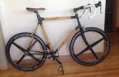 Bamboe Carbon fiets