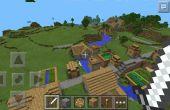 Minecraft Pe zaden 0.9.0