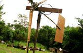 Wind Turbine Blades uit bamboe