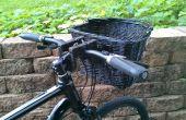 Vervanging beugel voor een Schwinn fiets rieten mand