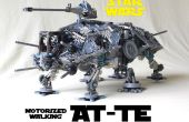 K'NEX Motorized Walking AT-TE uit Star Wars