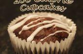 200 calorieën Chocolade Cupcakes