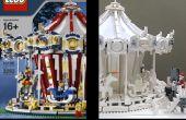 Vintage Lego 10196 van kleuren wit