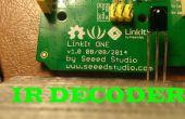 Infrarood Decoder met de LinkIT ONE