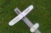 Rapier Fuego Retro Model vliegtuig
