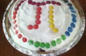 Candy Bar taart (voor Pi Day)