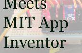 Cursus over MIT App uitvinder en Arduino