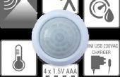 Bewegings-Sensor Arduino