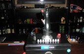 Arduino-aangedreven A-10 stok grip externe w/Emergency Party Button!