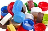 Wat kan worden gemaakt uit Plastic fles deksels