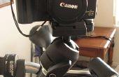 Scharnierend fiets Camera Mount met Quick-Release