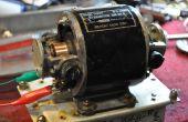 Heropleving van een dynamotor WO2, hoe buis Radio's ging mobiele tijdens de oorlog