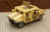 LEGO militaire Humvee