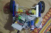 Eenvoudige automatische verplaatsen Robot met behulp van de arduino & L293d IC