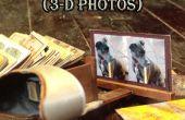 DIY Stero Card / Steroscopic dia's (3D-foto's!)