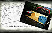How to Build een Truck Bed organisator