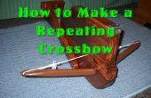 Hoe maak je een Crossbow herhalende