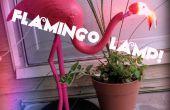 Flamingo Lamp